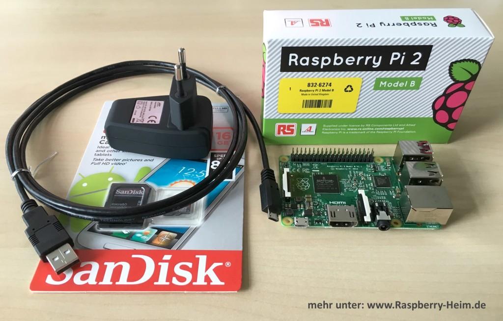 Einstieg in die Heimautomatisierung mit dem Raspberry Pi